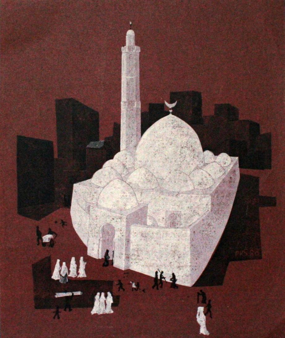 Karl Stadler - Unbetitelt (1980)