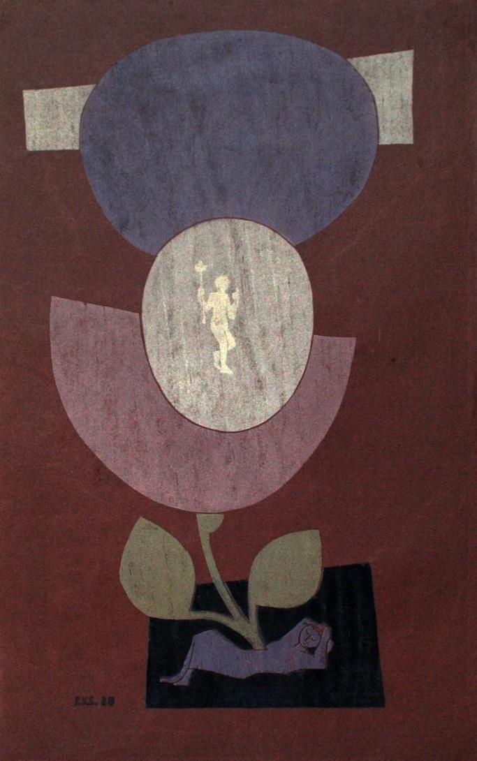 Karl Stadler - Wurzel Jesse (1980)