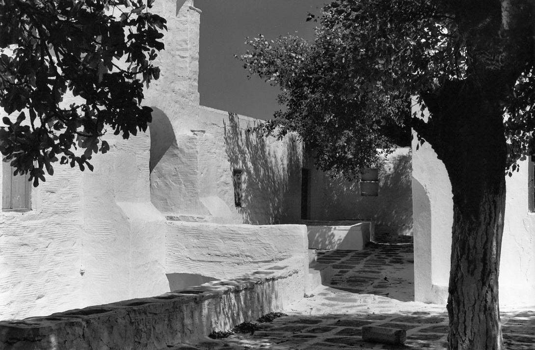 Karl Stadler - Ermitage, Paros (1968)