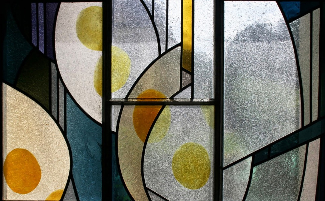 Karl Stadler - Angels, Cath. Church Wattwil (1968)