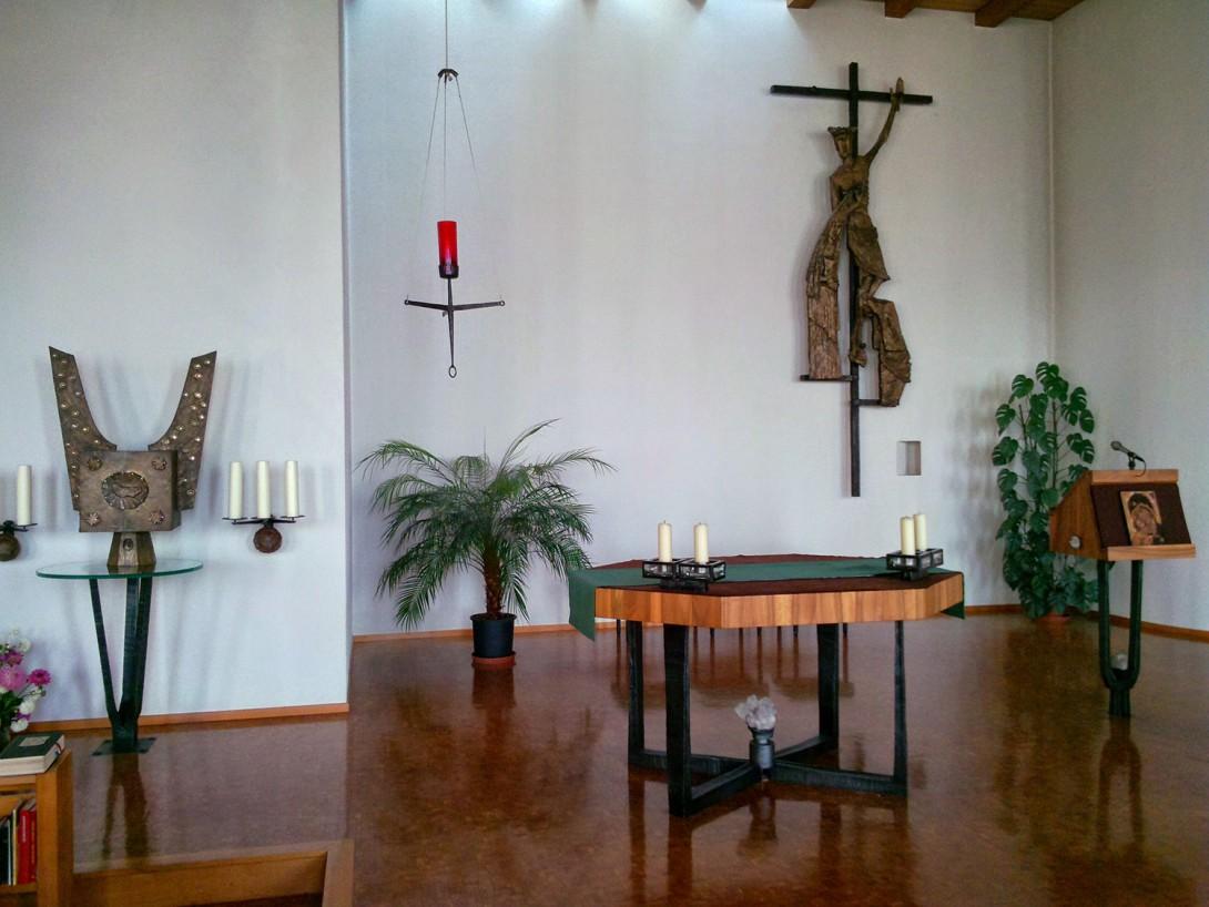 Karl Stadler - Convent Church Maria-Rickenbach (1961)
