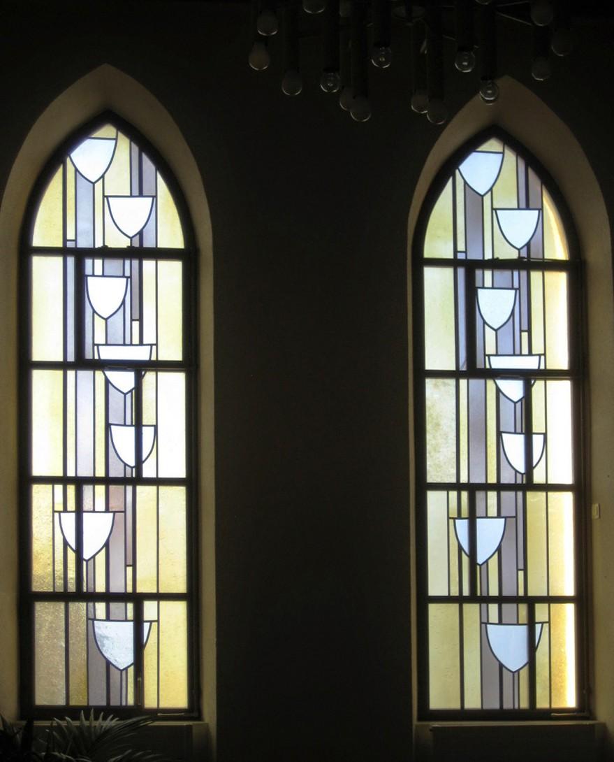 Karl Stadler - Klosterkirche Maria-Rickenbach (1981)