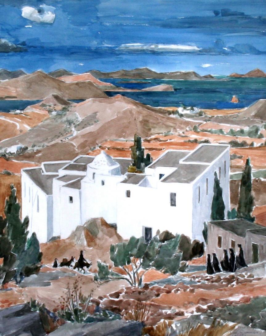 Karl Stadler - Patmos (1969)