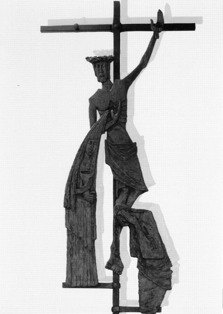 Karl Stadler - Herz Jesu, Maria-Rickenbach (1961)