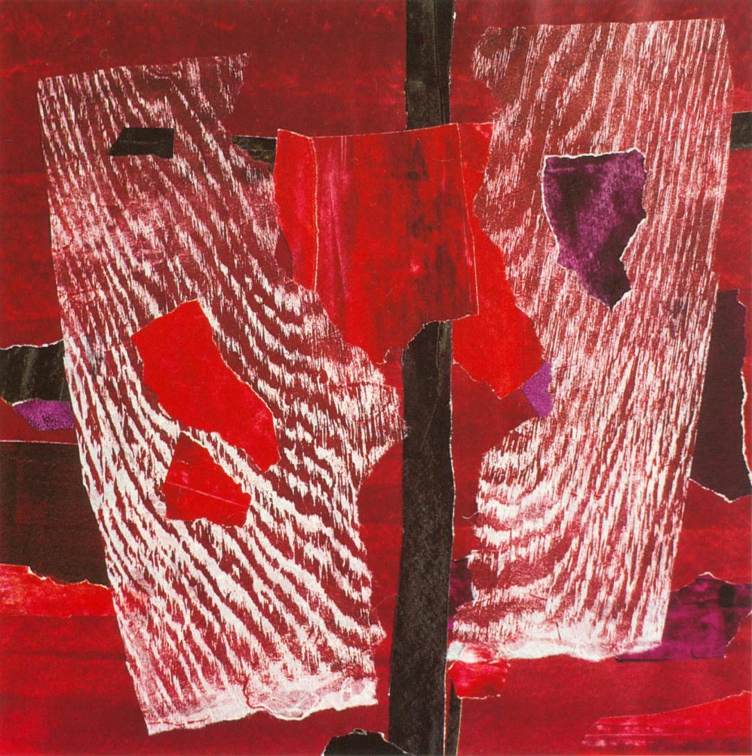 Karl Stadler - Velum templi scissum est (Mk 15,38) (1987)