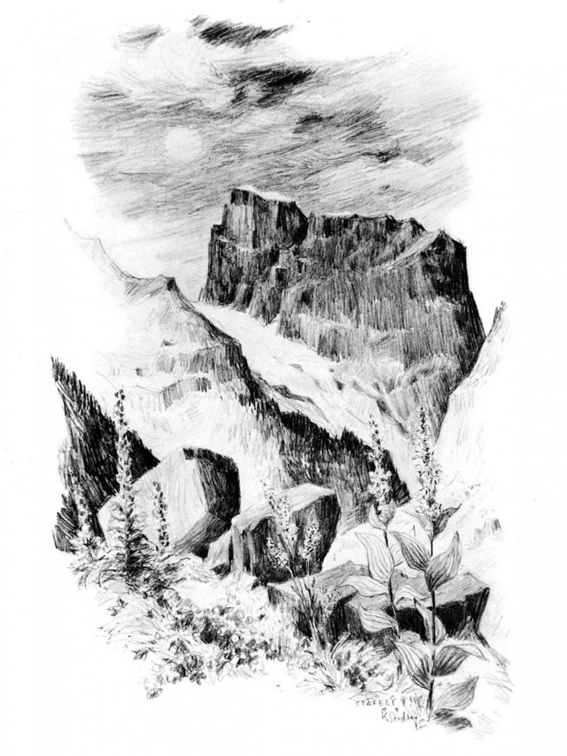 Karl Stadler - Stäfeli (im hintern Engelberger Tal) (1973)