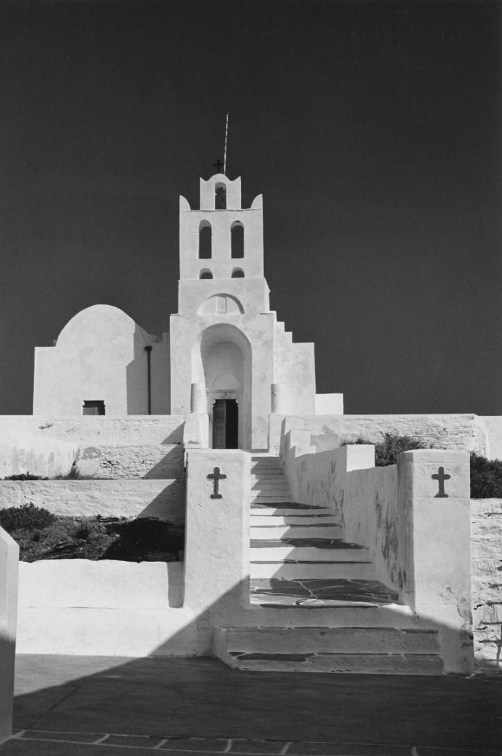 Karl Stadler - Moni Chrisopigi, Sifnos (1964)