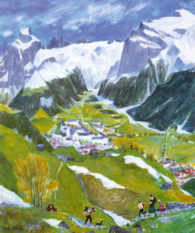 Karl Stadler - Engelberg Valley (2002)