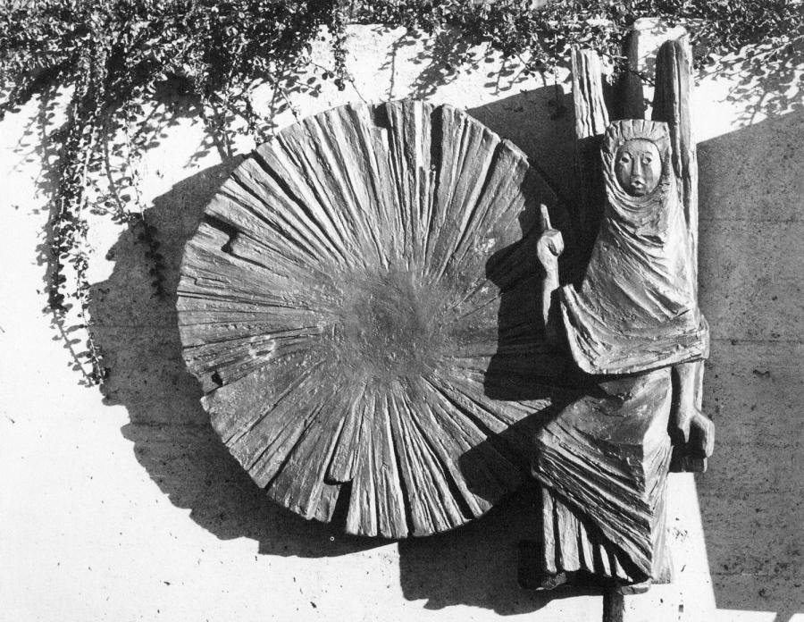 Karl Stadler - Der Engel der Auferstehung (1974)