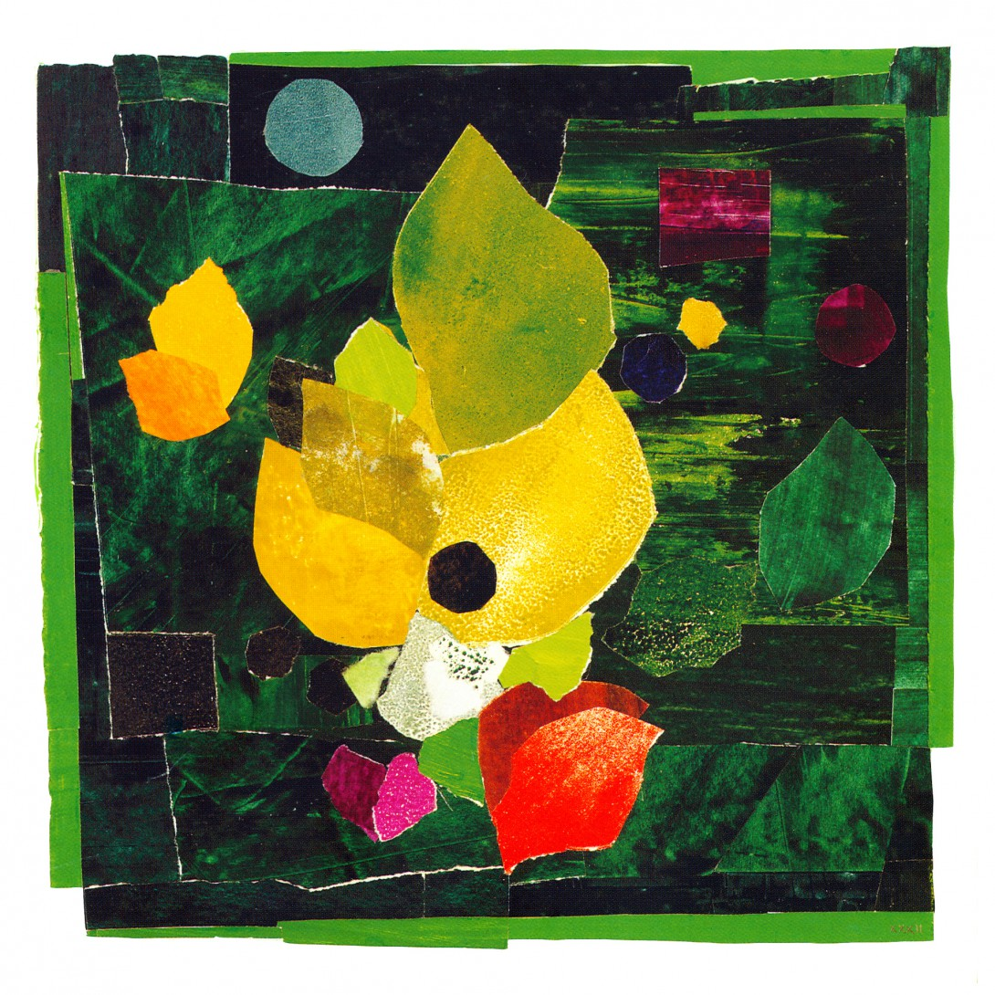 Karl Stadler - Greening, Blossoming and Glowing (1991)