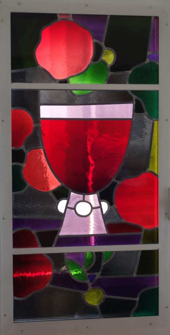 Karl Stadler - The Cup of Salvation, Convent Maria Rickenbach (1977)