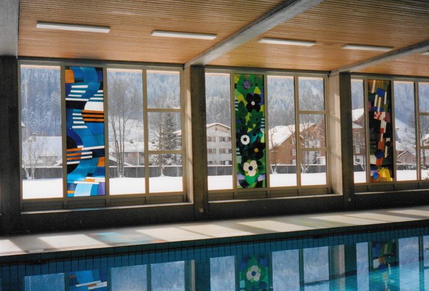 Karl Stadler - Monastery School Engelberg (1979)